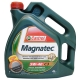 Полностью синтетическое моторное масло CASTROL GTX Magnatec SAE 5W40 (4л)
