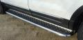 Пороги с площадкой 60,3 мм для Форд Эксплорер