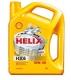 Масло моторное минеральное Shell Helix HX6 10W40 4л