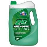 Антифриз AGA-Z42, зеленый, -42С 5 литров
