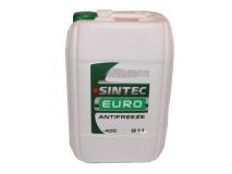 Антифриз SINTEC EURO зеленый (10кг)
