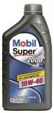 Масло моторное полусинтетическое Mobil SUPER 2000 X1 Diesel 10W-40 1л