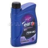 Трансмиссионное масло ELF Tranself NFP 75w-80, 1 л