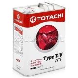 Жидкость для АКПП TOTACHI ATF TYPE T-IV, 4 л