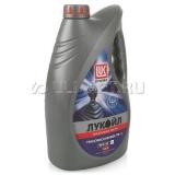 Трансмиссионное масло Лукойл ТМ-5 80W/90, 4 л, минеральное