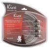 Аналоговый межблочный кабель Kicx RCA-02 PRO