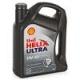 Моторное масло Shell Helix Ultra 5W/40, 4 л, синтетическое