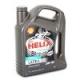 Моторное масло Shell Helix Diesel Ultra 5W40, 4 л, синтетическое