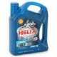 Моторное масло Shell Helix НХ7 Diesel 10W/40, 4 л, полусинтетическое