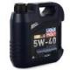 Моторное масло LIQUI MOLY Optimal Synth 5W40 SN/CF A3/B4, 4 л, синтетическое (3926)