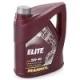 Моторное масло Mannol Elite 5W40, 4 л, синтетическое