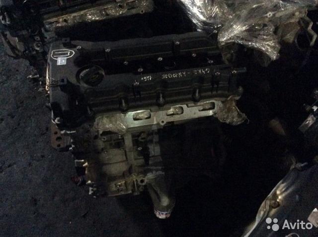Двигатель Hyundai Santa Fe 2,4 л. бензин 175 сил G