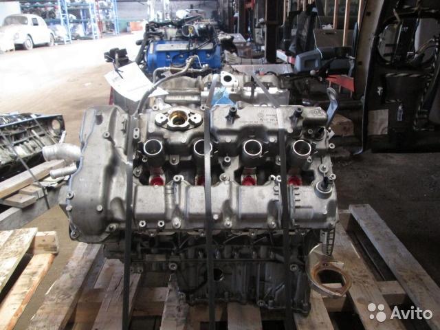 Двигатель BMW n63b44 4.4 407лс для 750i, x5, e70, x6, e71