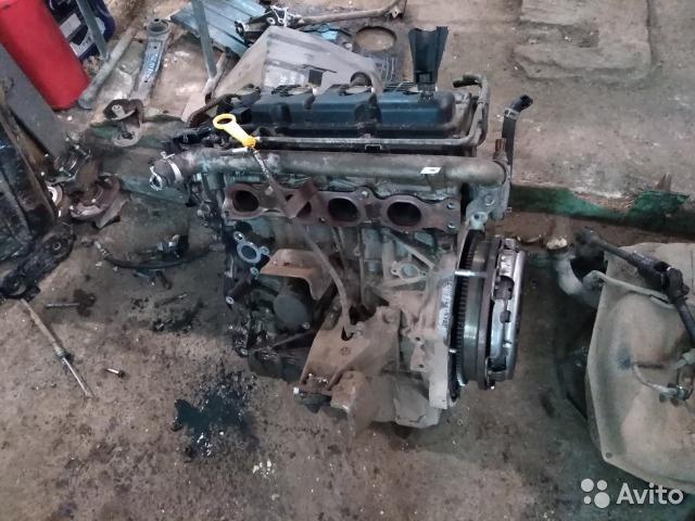 Мотор двс 2.4л J24B Сузуки Гранд Витара 3 2006-15