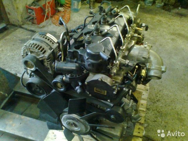 Двигатель Каминнз 2,8,Евро3,Газель бизнес 2012г