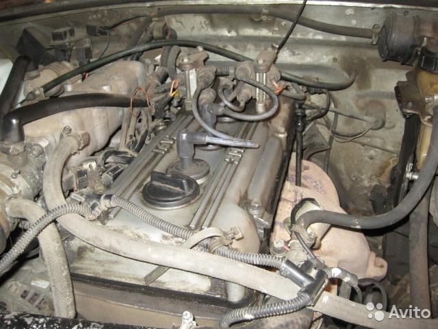 Двигатель ЗМЗ-406 в сборе после капитального ремонта