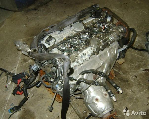Двигатель 2.4 B5244S5 на Volvo S40