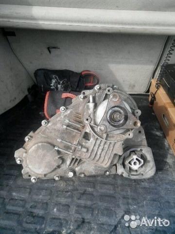 Раздатка на BMW X5 E53