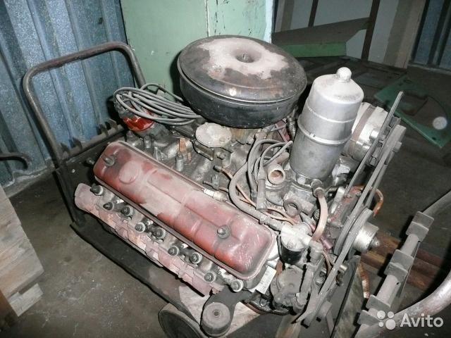 Двигатель ЗМЗ-511 для Волги