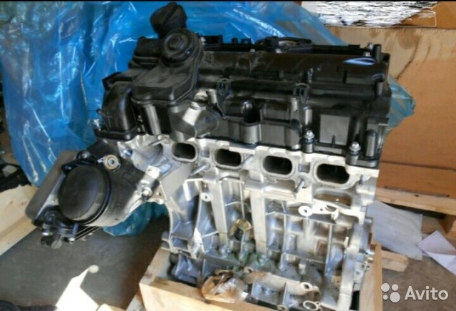 Двигатель N20b20A для BMW f10 f25