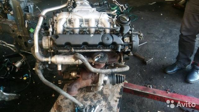 Двигатель 4HX PSA 2.2HDi 16v