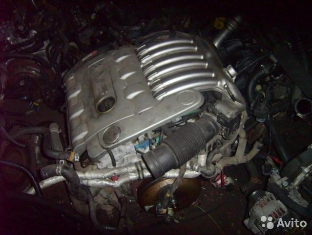 Двигатель 3.0V6 207 л.с. для Citroen C4 Picasso