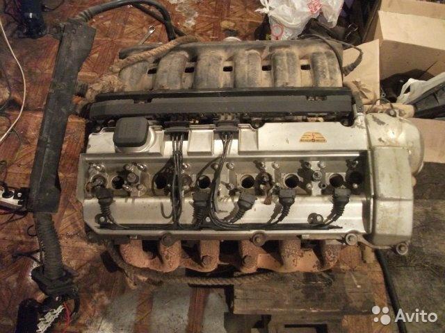 Контрактный двигатель на BMW M50b25