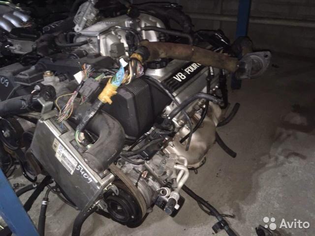Контрактный двигатель и АКПП Toyota 1UZ-FE