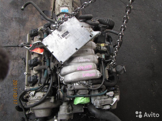 Двигатель бу 1UZ-FE Тойота Toyota Celsior Soarer