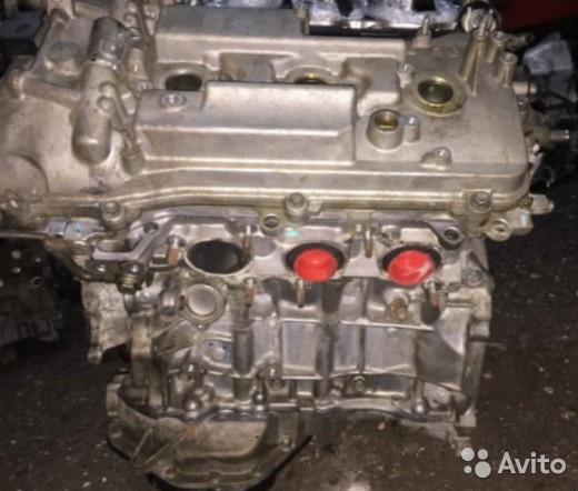 Двигатель 3.5 266 сил 2GR-fе Тойота Лексус