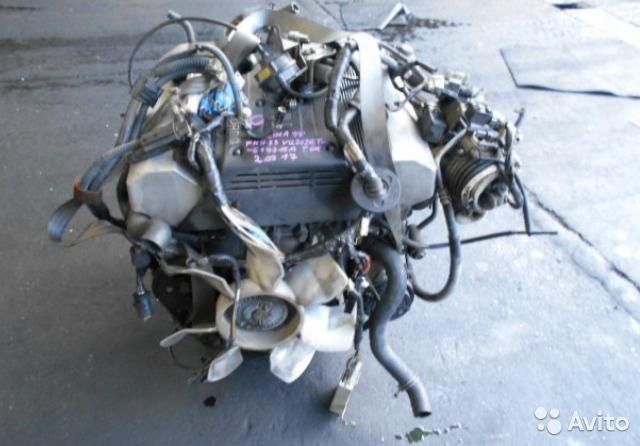 Двигатель Nissan VQ30, 3.0 л. контрактный
