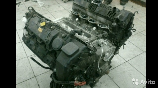 Двигатель N-62 для BMW X5 E53
