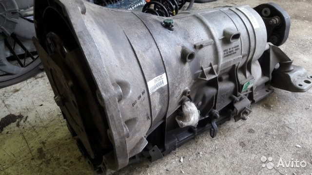 АКПП ZF 6Hp26 BMW 7-Series E65/66 4.4 N62