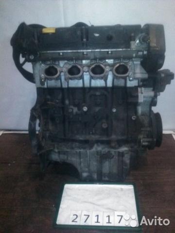Двигатель Opel Z18XER 1.8 140 л.с