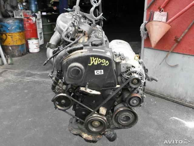 Двигатель Тойота Калдина 3SGE beams 190 л. с.