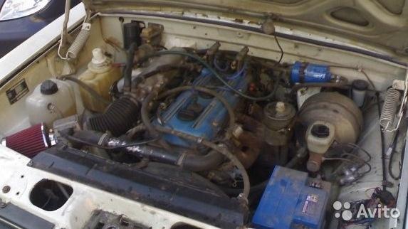Двигатель ЗМЗ-406.2 с Волги