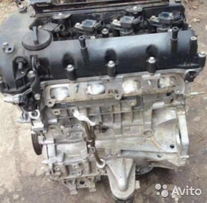 Двигатель 2,4 л. 174 л.с G4ке Hyundai Santa Fe (Хёндай Санта Фе)