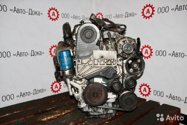 Двигатель D4EA Hyundai Tucson 2.0 crdi 112 л.с