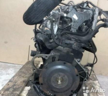 Дизельный двигатель Хендай Санта Фе 2,0 112 л.с. D4еа (Hyundai Santa Fe)