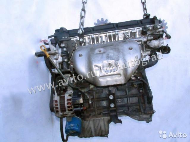 Двигатель Kia Carens (Киа Каренс) G4GC vvti