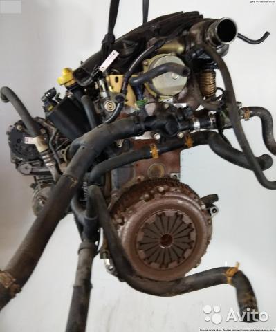 Двигатель RenaultScenic I 1.9 F9Q732 (1996-2003)