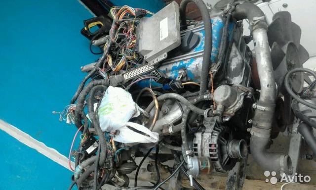 Двигатель змз 406 карб