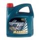Полусинтетическое масло с диоксидом молибдена Mannol MOLIBDEN SAE 10W-40 (4л)