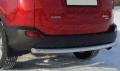 Защита заднего бампера центральная 60,3 мм для Тойота Рав 4