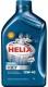 Масло моторное полусинтетическое Shell Helix Diesel HX7 10W-40 1л